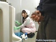 Asian bathroom depending is all over dramatize expunge mens part1