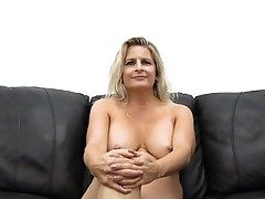 Ginormous Breast Mummy Gets Screwed and Creampied