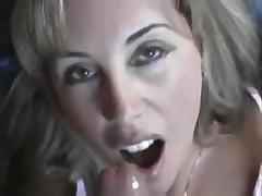 Compilation of housewives enjoying sucking on be passed on immutable bushwa